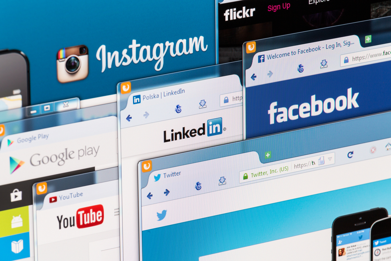 Campagne sur les réseaux sociaux