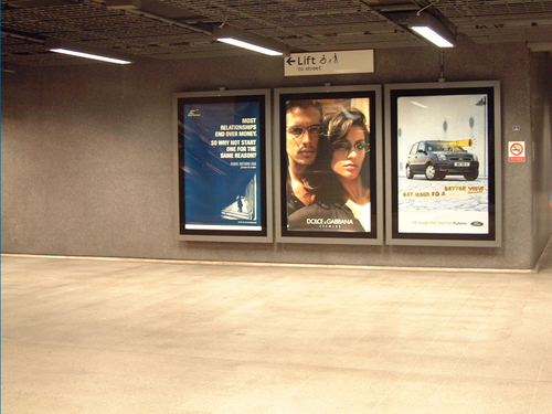 L'affiche et la publicité : une longue histoire d'amour